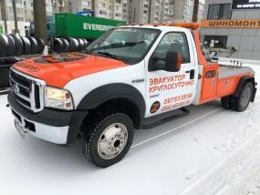 Эвакуация легковых авто николаев
