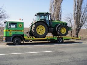 Перевозка сельхозтехники николаев