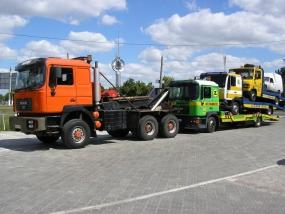 грузовой эвакуатор николаев