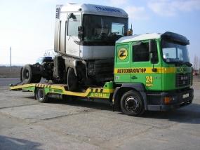Эвакуация грузовиков и фур николаев_3